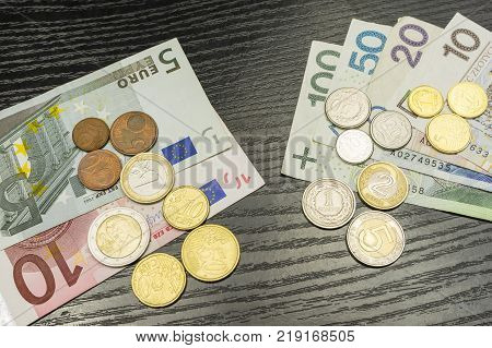 As a member of the European Union Poland will abandon its own and adopt the currency of the euro area.
