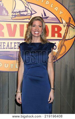 LOS ANGELES - DEC 20:  Chrissy Hofbeck at the