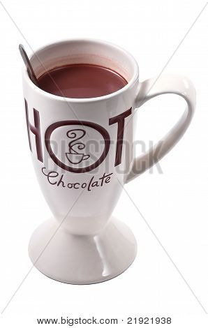 Hot chocolate drink knock out