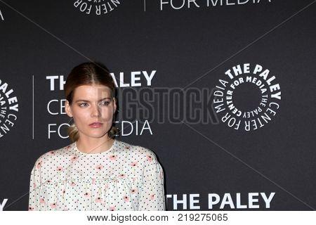 LOS ANGELES - DEC 21:  Emma Greenwell at the