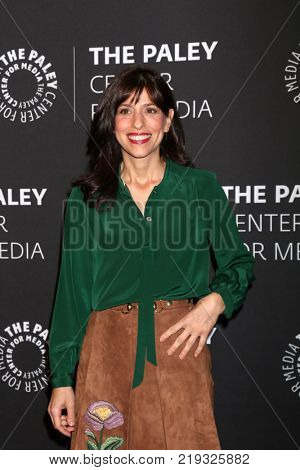 LOS ANGELES - DEC 21:  Jessica Goldberg at the