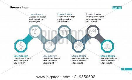 Octagon infographic vector photo free trial bigstock octagon infographic diagram template business data graph chart design creative concept maxwellsz