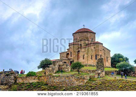 Jvari  Monastery, Mtskheta, Georgia