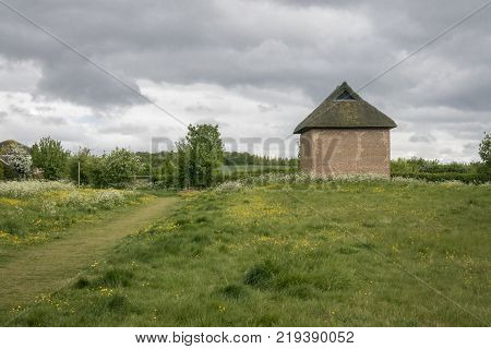 Rayners Dovecot and Meadow Foxton Cambridgeshire UK