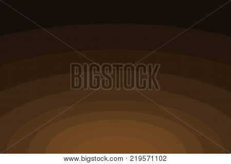 Abstract striped concentric - brown background , Ellipse pattern