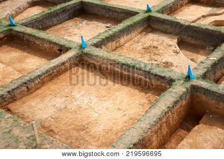 Archaeological excavations. In archaeology, excavation is the exposure, processing and recording of archaeological remains. An excavation site or
