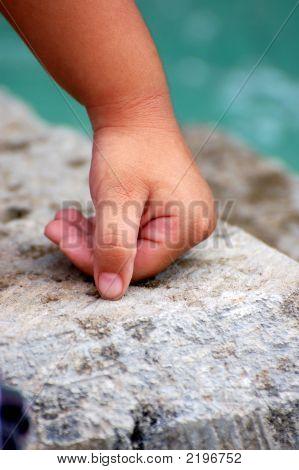 Toddler Hand