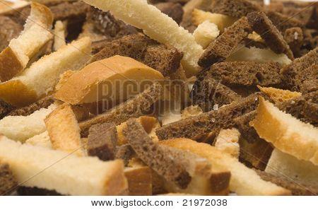 Dried Crust.
