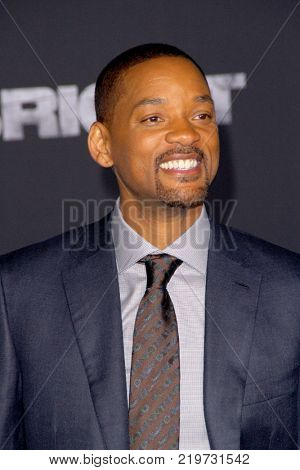 Will Smith attends the Netflix