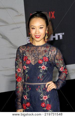 Ellen Wong attends the Netflix
