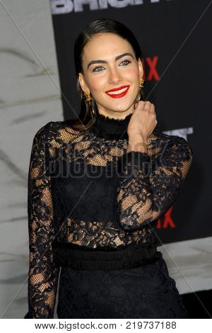 Daniela Botero attends the Netflix