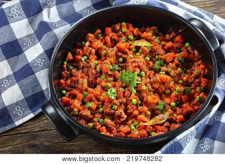 Delicious Classic Ragu With Minced Beef