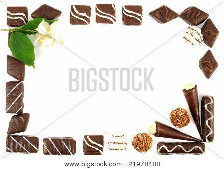 Chocolate Fraime