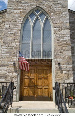 St. John'S Entrance