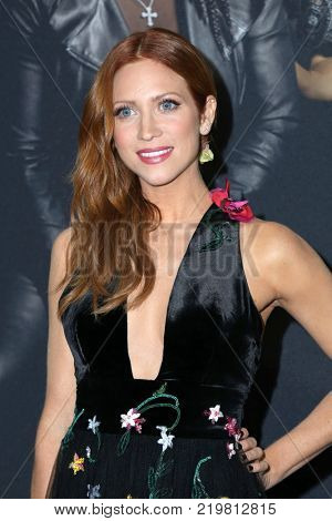 LOS ANGELES - DEC 12:  Brittany Snow at the