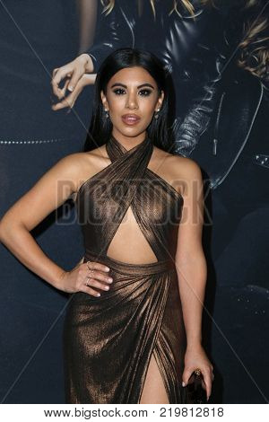 LOS ANGELES - DEC 12:  Chrissie Fit at the