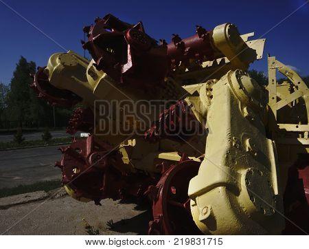 machine for drilling tunaley drilling machine mine tool