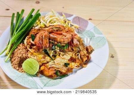 Thai Noodle Pad Thai