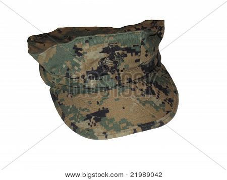 Marine Corps Camouflage Cover