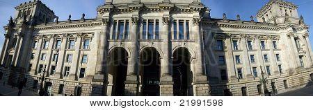 The Reichstag - Berlin