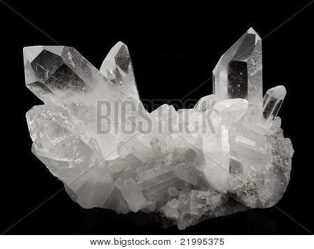 Rock crystal, Brazil