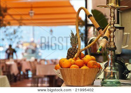 Oranges And Nargile