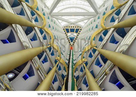 Burj Khalifa - Dubai, United Aab Emirates