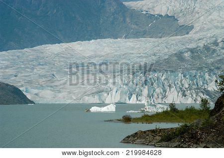 Davidson Glacier - Alaska