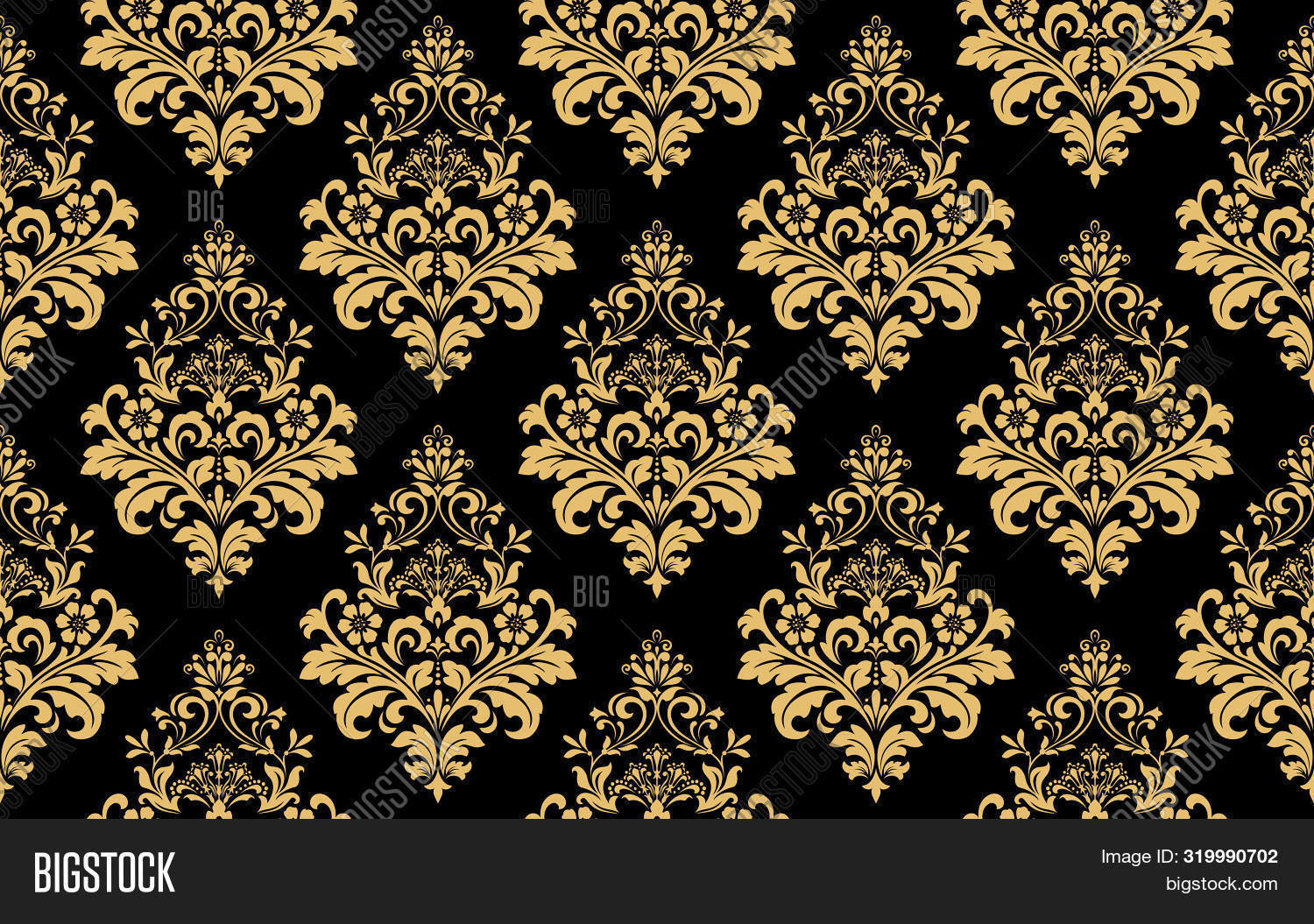 Floral Pattern Image Photo Free Trial Bigstock