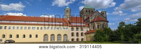 St Michael's Church At Hildesheim On Germany