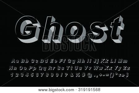 Sweet Colors Alphabet. Celebration Template. Vintage Decorative Font. Vector Template Set. Vector Is
