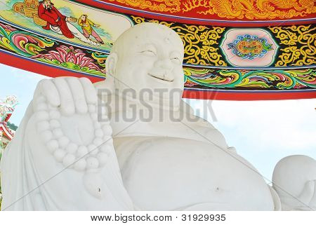 Chinese Statue