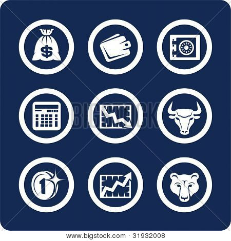 Money and Finance (p.1). To see all icons, search by keywords: