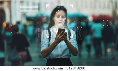 Smart Technologies In Your Smartphone, Collection And Analysis Of Big Data About A Person Through Mo