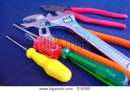 Colored Tools
