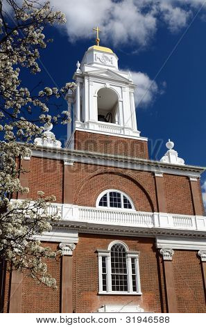 St. Stephen's Church in Boston, Massachusetts