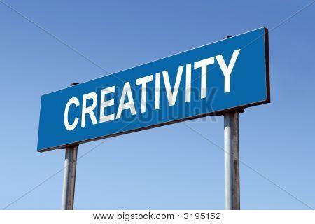 Creativity Signpost