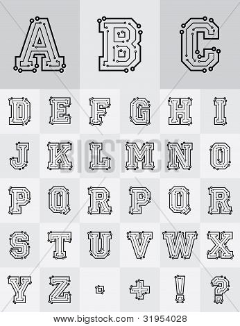 Technological Alphabet