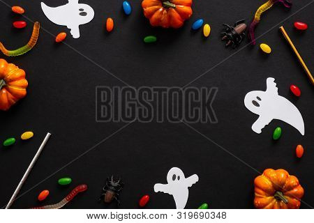 Halloween Frame Image Photo Free Trial Bigstock