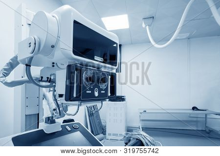 Hospital Medical Equipment For Perspective X-ray Machine