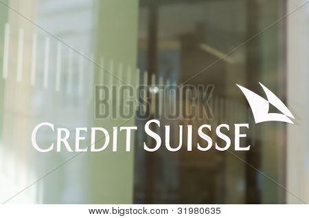 Credit Suisse Bank Branch