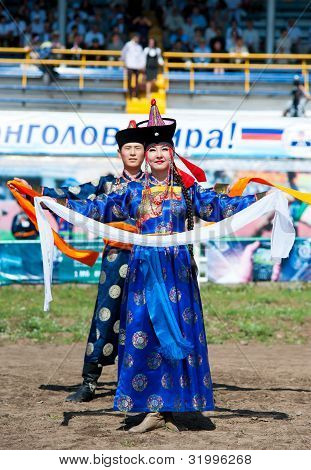World Mongolians Convention