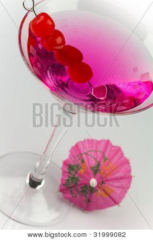 Cool Martini Cocktail