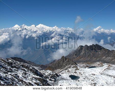 View From Surya Peak