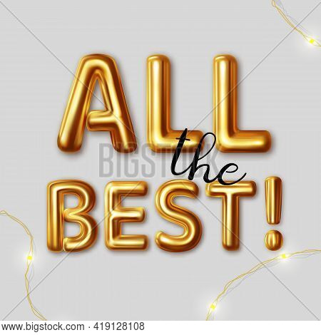 All The Best Motivational Graphic For Best Wished