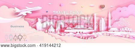 Travel Company To China Top World Famous Palace And Castle Architecture. Tour Taiwan, Xian, Beijing,