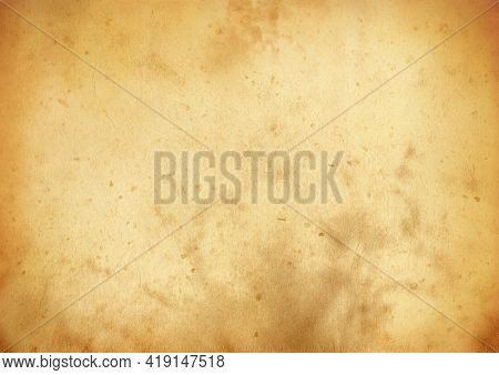 Old Grunge Parchment Paper Texture Background Wallpaper