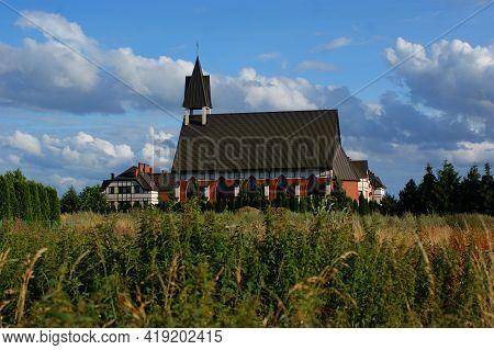 Sacred Buildings Church Place Of Worship And Prayers Catholic Faith