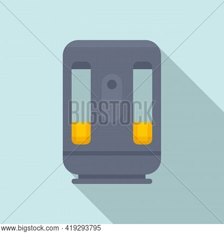Electronic Insect Trap Icon. Flat Illustration Of Electronic Insect Trap Vector Icon For Web Design
