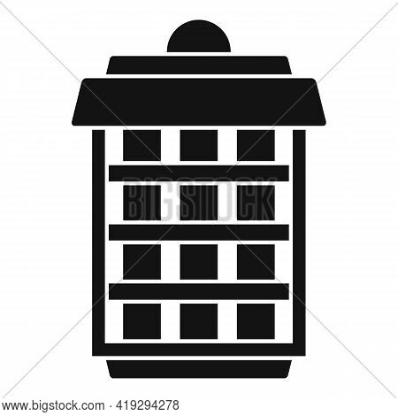 Insect Trap Icon. Simple Illustration Of Insect Trap Vector Icon For Web Design Isolated On White Ba
